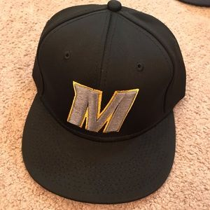 Missouri Mizzou Tigers Baseball Hat 7 1/4